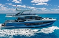 Galeon Yachts 640 at The Ocean Village Boat Show